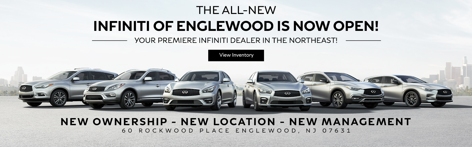 The All New INFINITI of Englewood