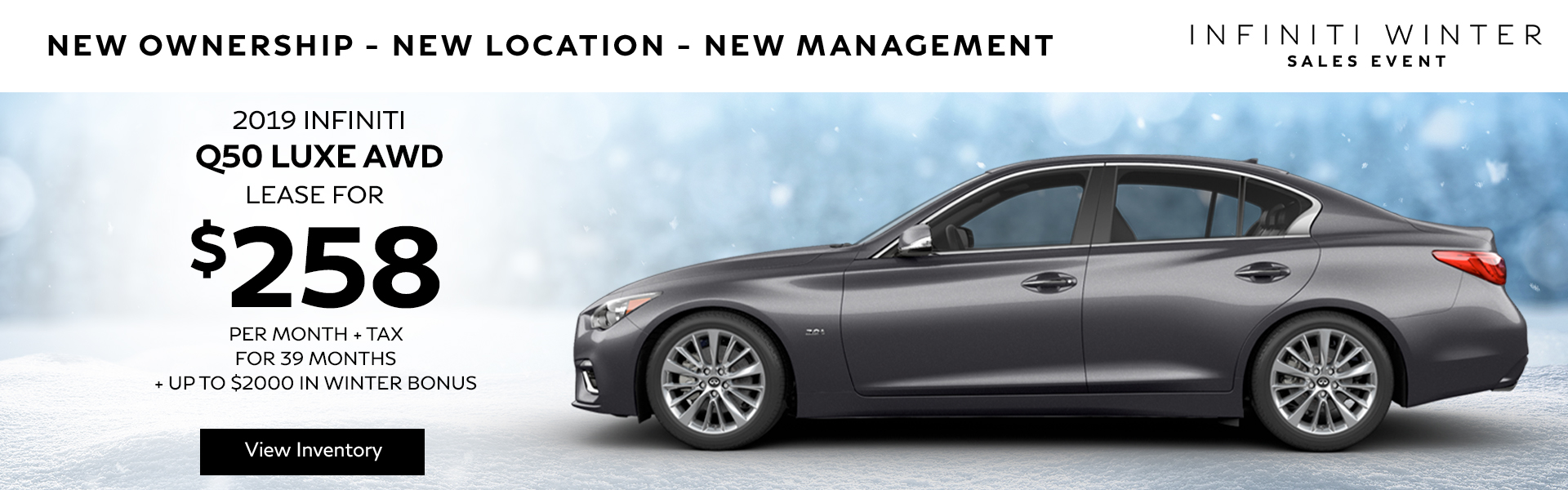 Infiniti Lease Specials >> Current Specials Available At Infiniti Of Englewood I Save