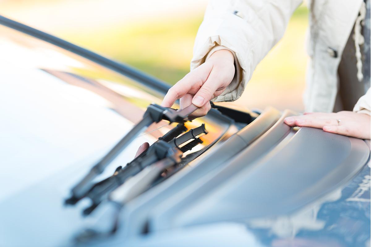 INFINITI Maintenance Advantage Wiper Blades