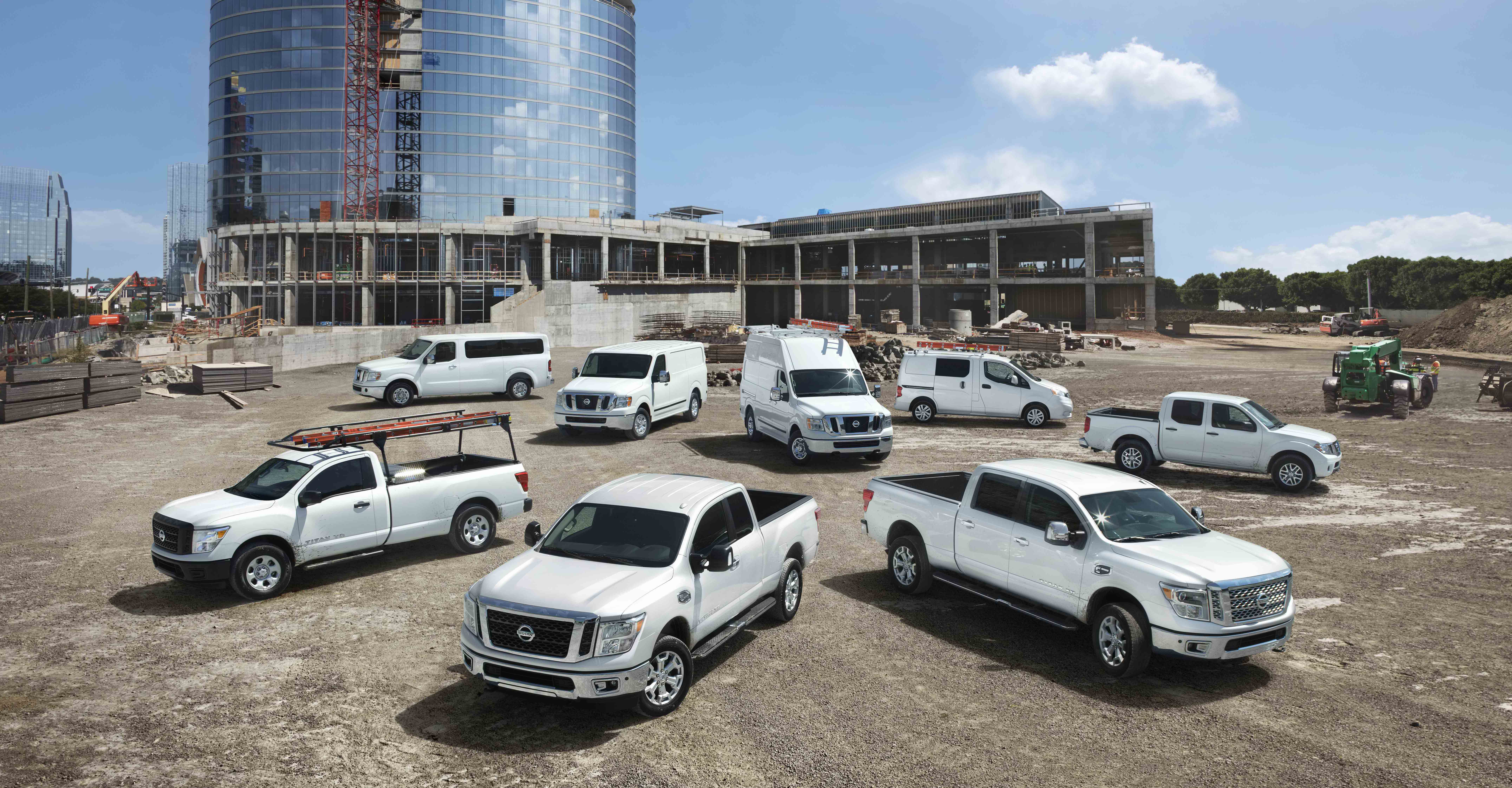 Palm Springs Nissan Commercial Vehicles