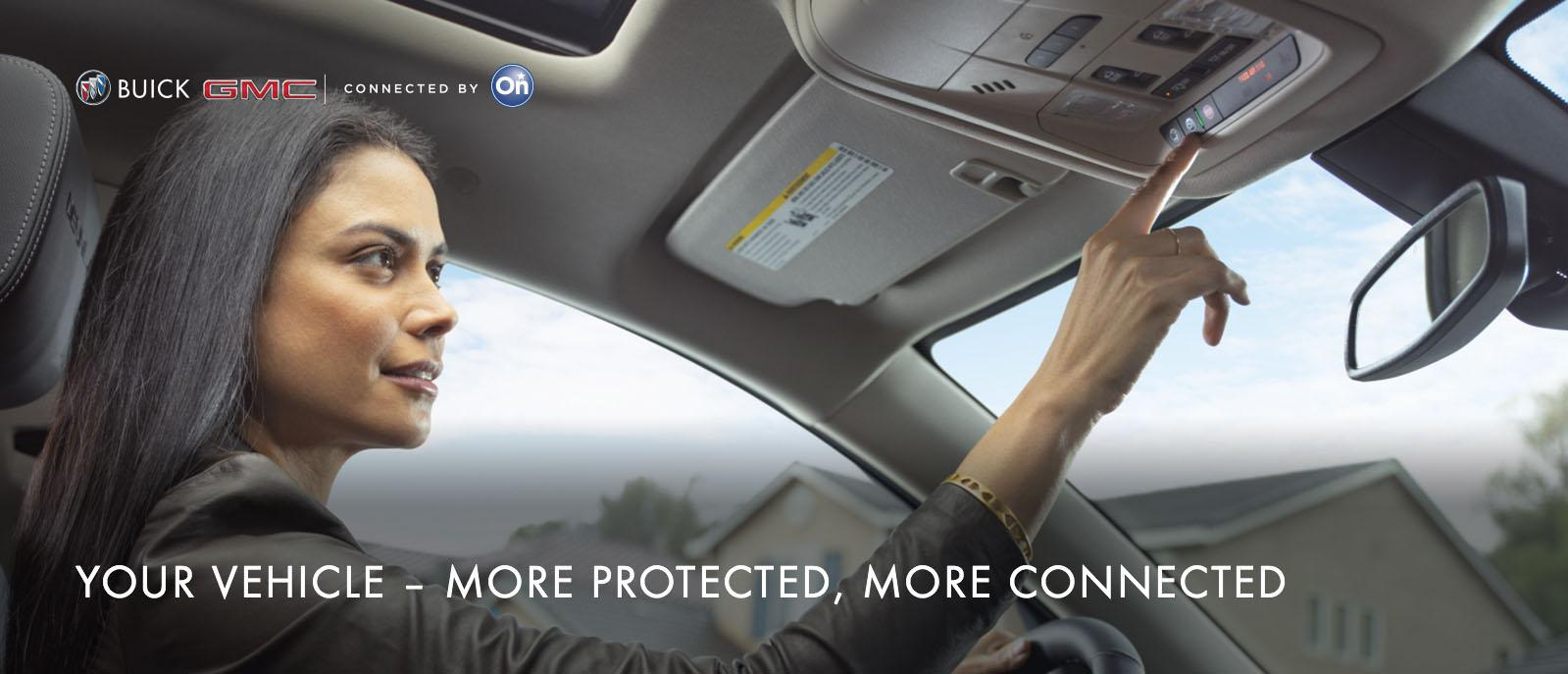 GM Buick Connected by OnStar