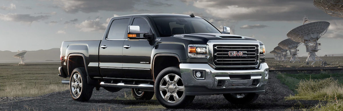 2019 GMC Sierra 2500HD & Sierra 3500HD Trucks for Sale near Phoenix, AZ