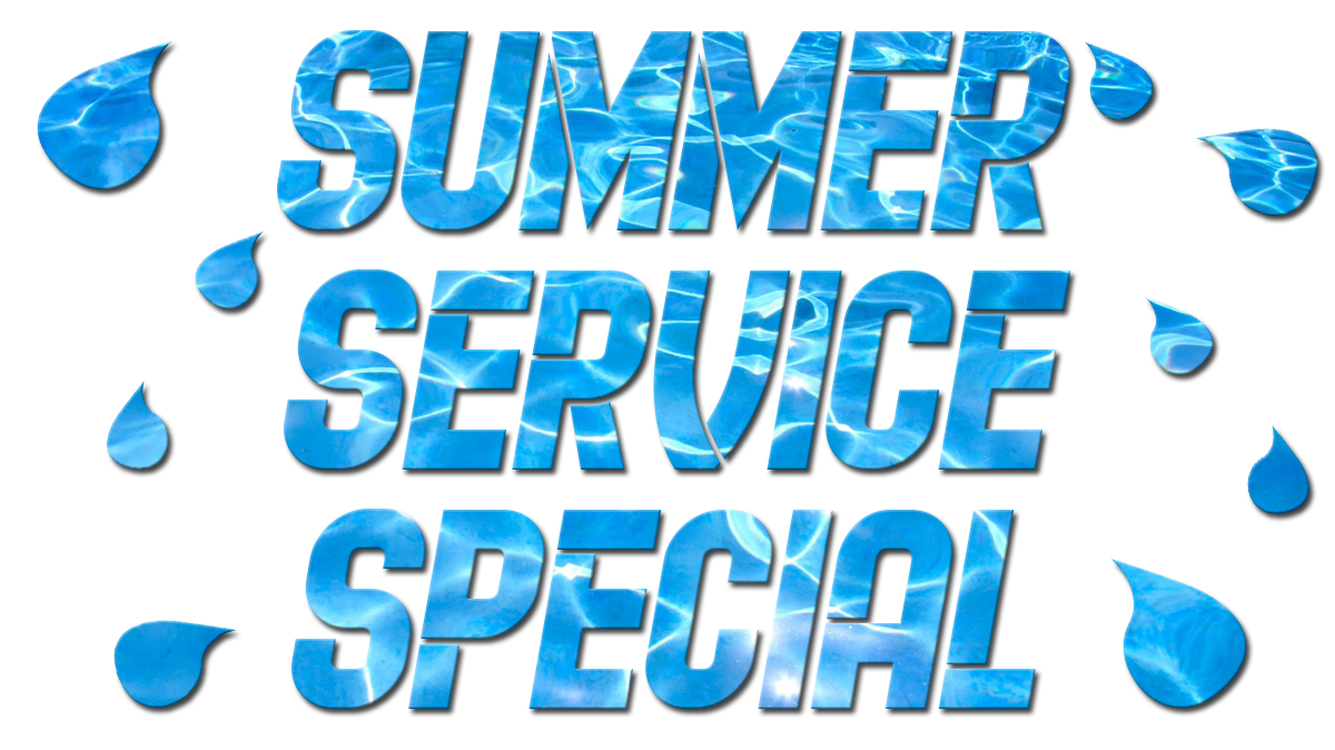 """Summer Service Savings """"Complete Fuel System Service"""""""
