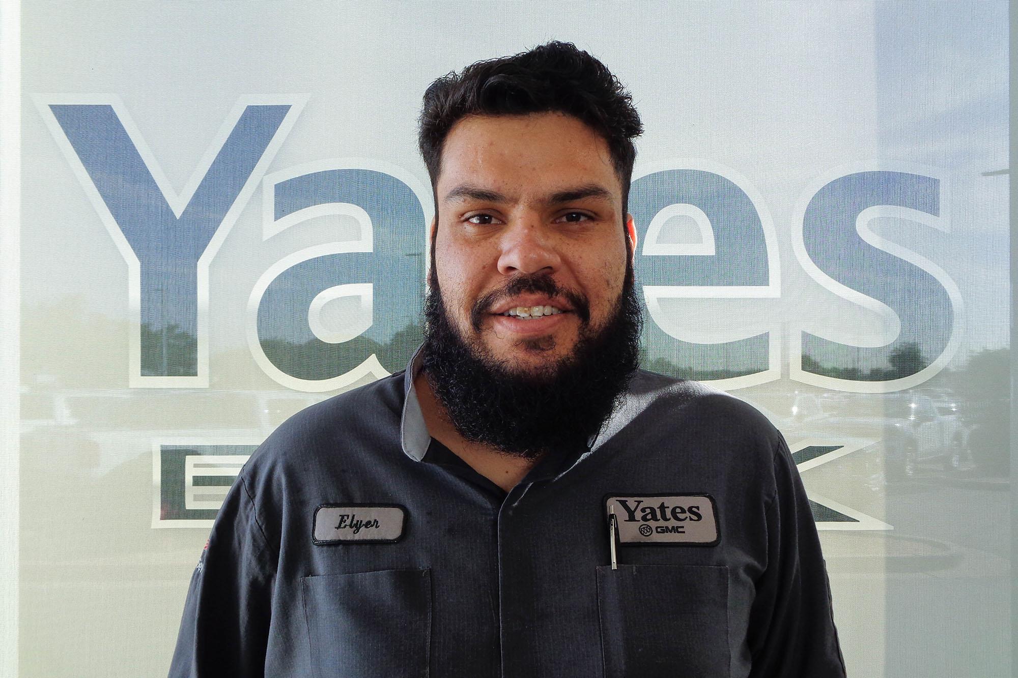Elyer Reyes