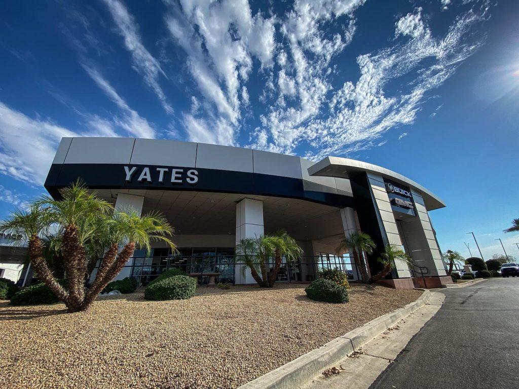 2020, Yates Buick GMC
