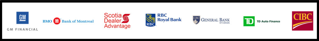 Banks we partner with