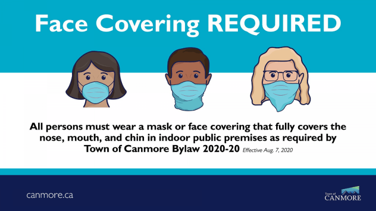 Face Covering Required