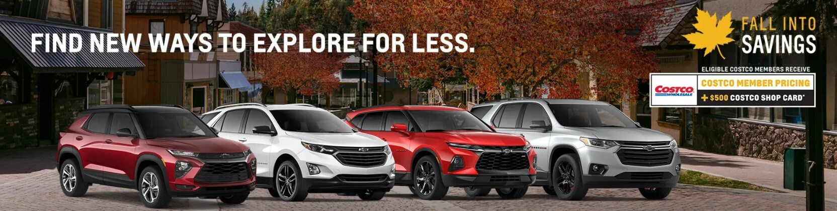 Eligible Costco Members receiv member pricing plus $500 costco shop card on select 2019 and 2020 models