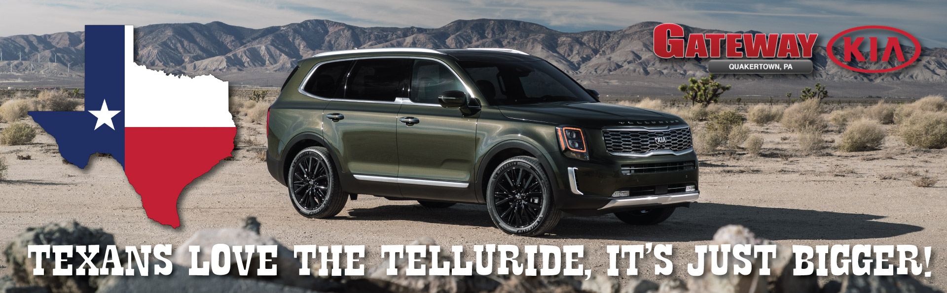 Texans Love 2020 Kia Telluride, it's Just Bigger!
