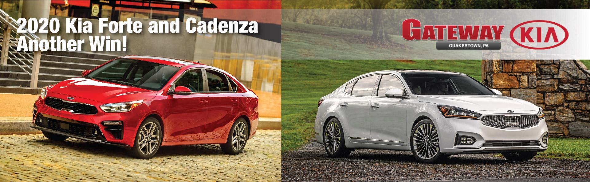 Kia Forte and Cadenza Win AutoPacific Vehicle Satisfaction Award