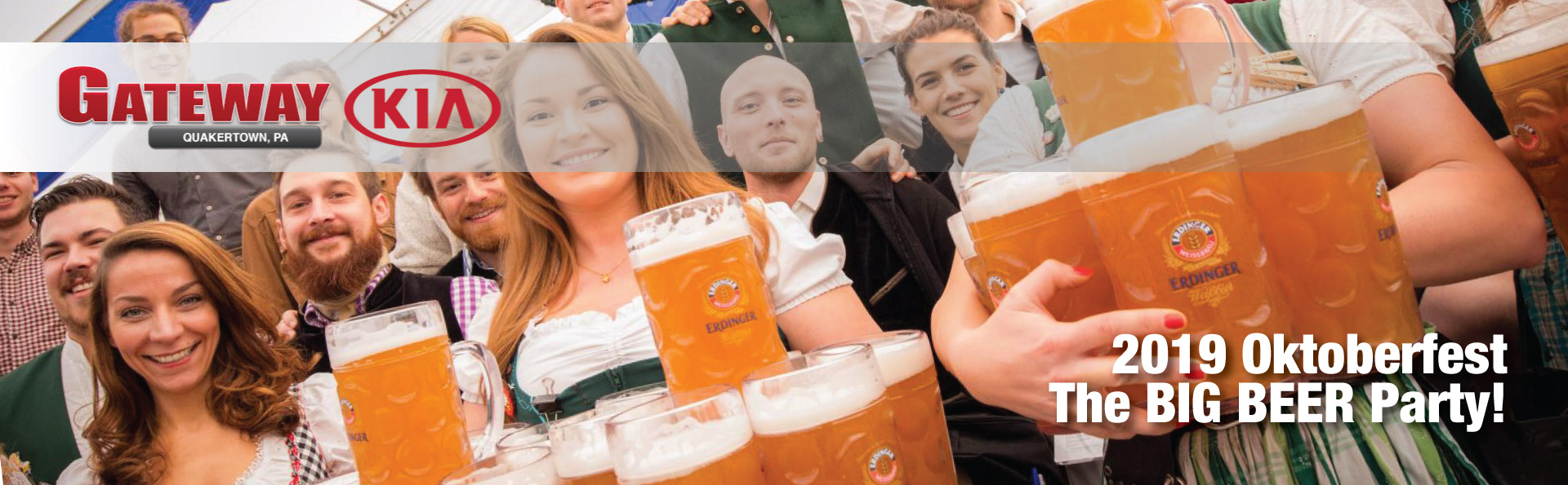 2019 Oktoberfest or Brewfest in Quakertown PA