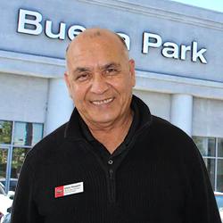 Chris Hissami