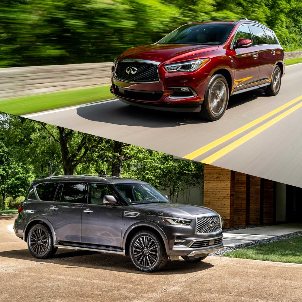 2019 INFINITI QX60 AND QX80 AWARDED 2019 KELLEY BLUE BOOK