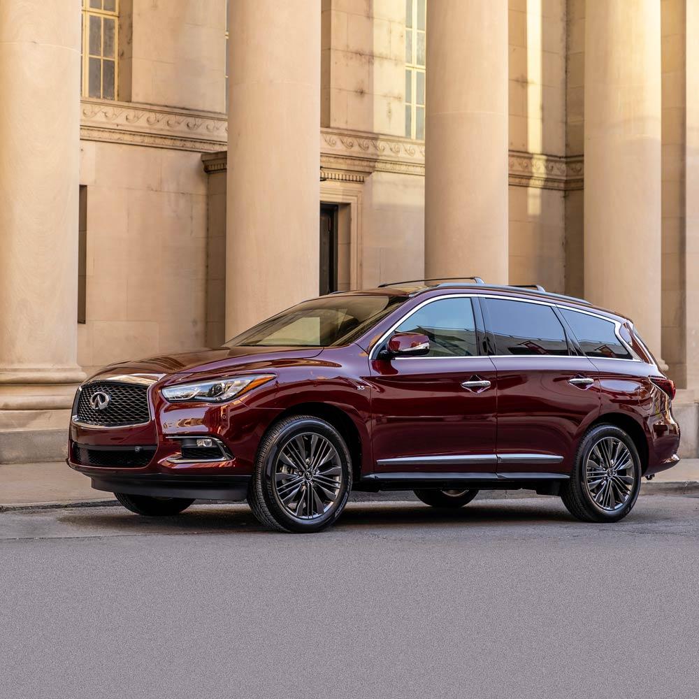 INFINITI QX60 WINS U.S. NEWS & WORLD REPORT 2019 BEST CARS