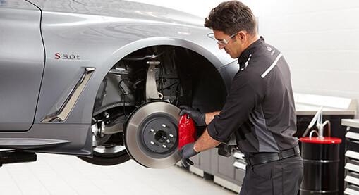 10% OFF Complete Brake Service