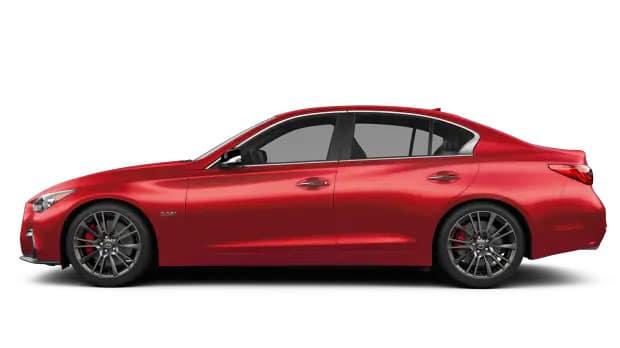 Q50 RED SPORT 400