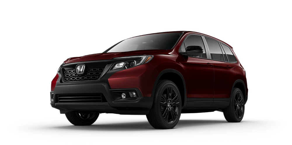 Right Honda Honda Passport