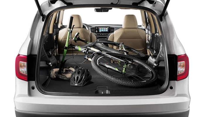 2019 Honda Pilot Interior Cargo