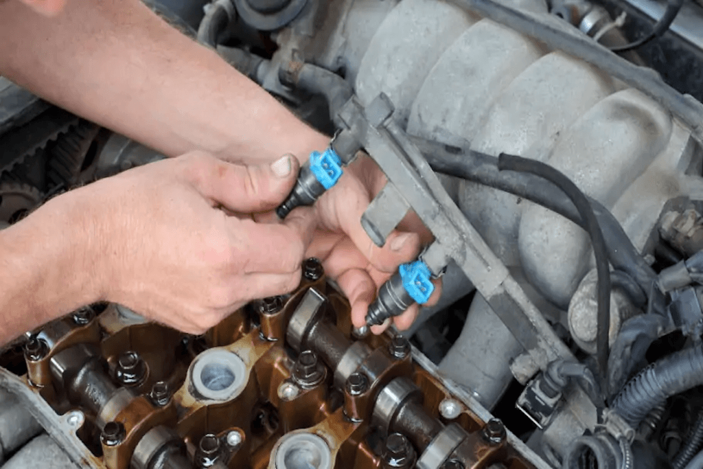 3 In 1 Fuel System Service