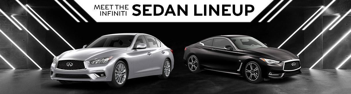 The INFINITI Sedan Lineup | Syracuse, NY