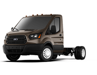 Sunrise Commercial Fleet Transit Chassis Cab