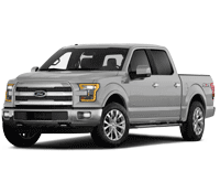 Sunrise Commercial Fleet F-150