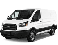 Sunrise Commercial Fleet TRANSIT CARGO VAN