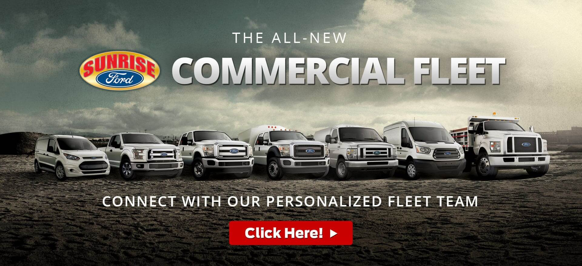 Sunrise Ford North Hollywood Commercial Fleet