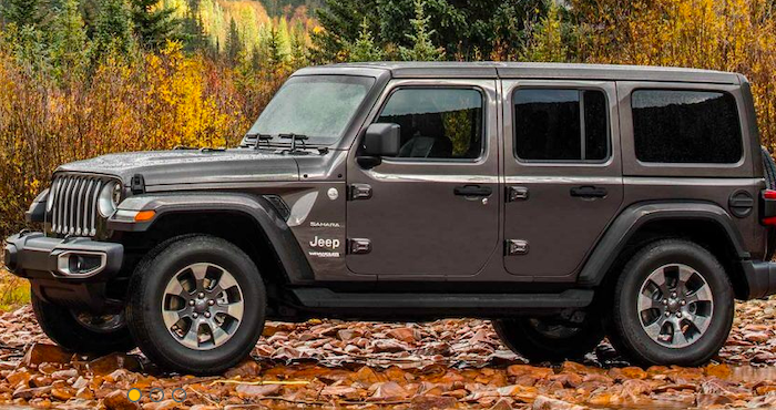 2020 Jeep Wrangler Sport Altitude and Sport S