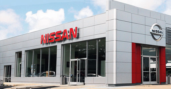 Hilltop Nissan