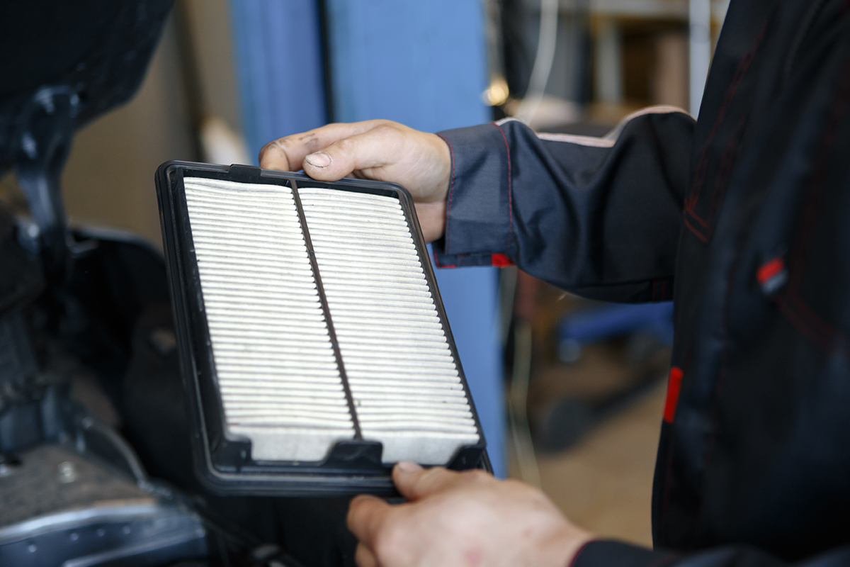 Engine Air Filter and Cabin Filter Combination Special