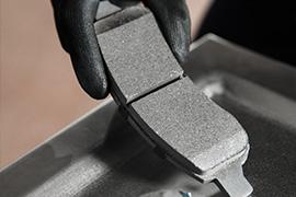 Brake Pad Rebate