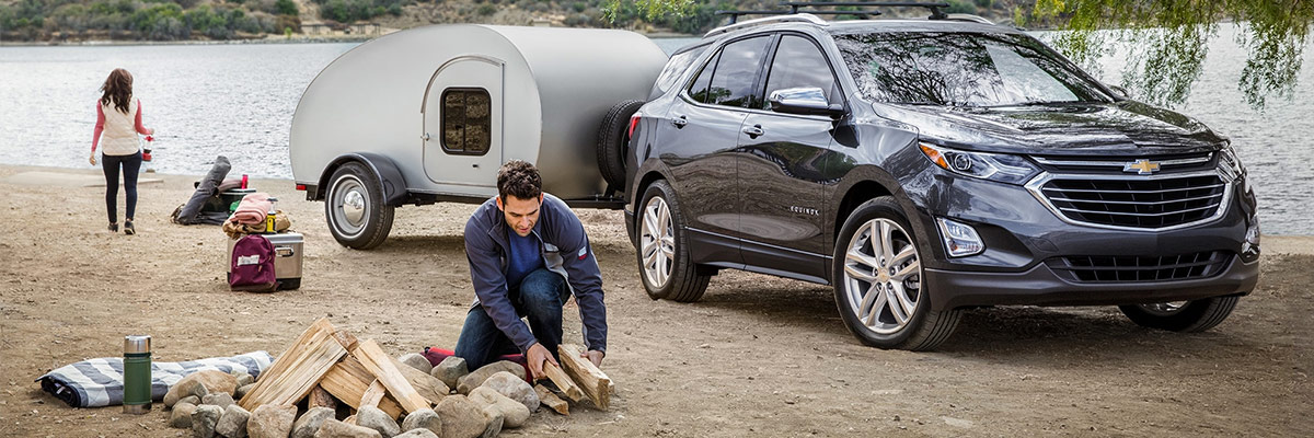 The 2019 Chevrolet Equinox Towing