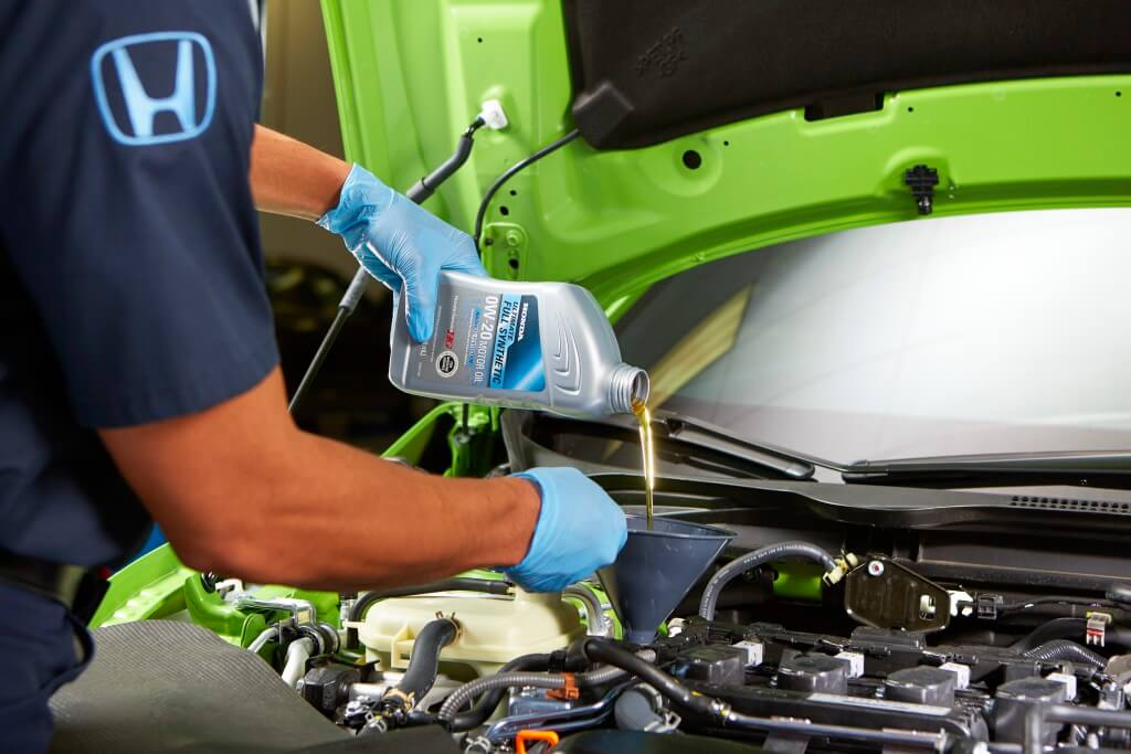 OIL & FILTER CHANGE WITH FREE MULTI-POINT INSPECTION