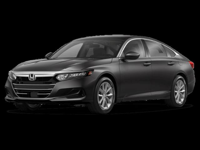 2021 Honda Accord 4dr Sdn LX AT