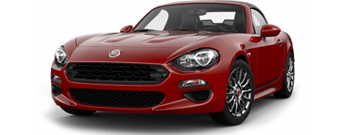 Fiatusa of Fresno 124 Spider