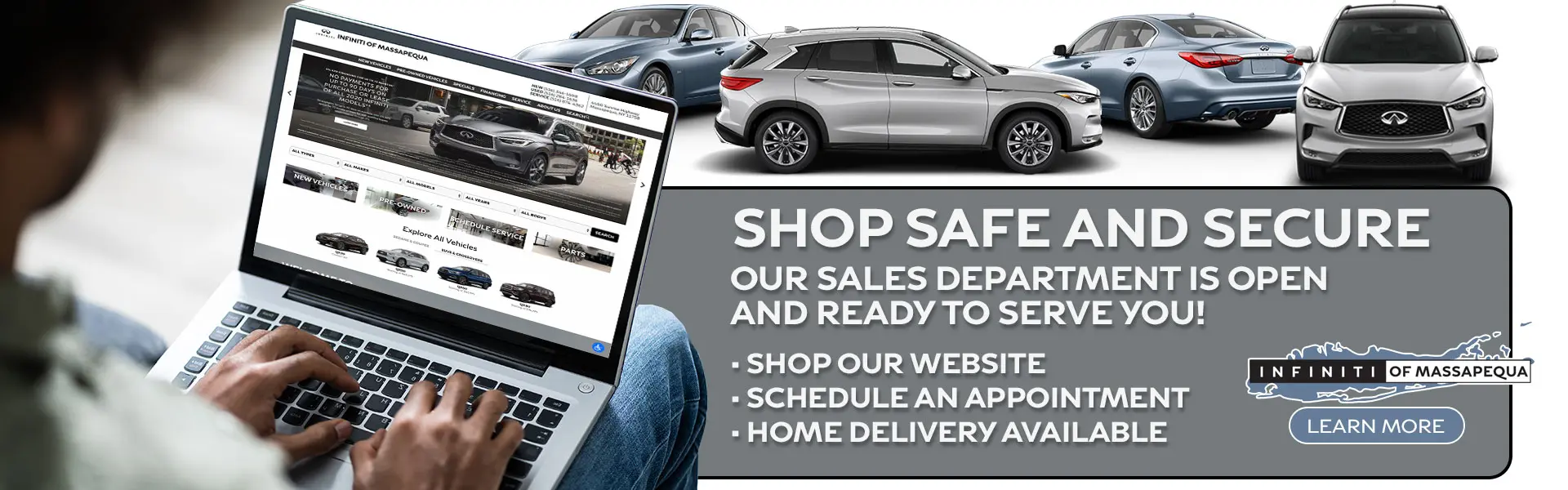 Shop Safe and Secure