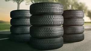 Buy 3 Tires, Get the 4th at No Cost*
