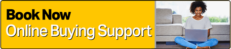 Book Now - Buying Online Support