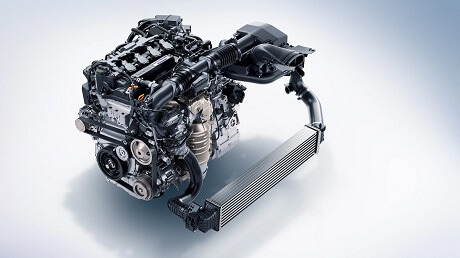 Engine for the 2021 Honda Accord available at Midlands Honda
