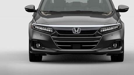 Exterior Appearance of the 2021 Honda Accord available at Midlands Honda