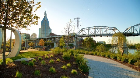 Riverfront Park in Colombia, SC
