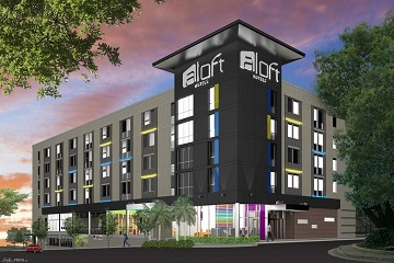 Aloft Colombia Downtown