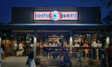 Home Team BBQ in Colombia, SC