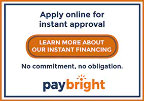 Apply online for instant approval. No commitment, no obligation. Paybright