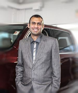 Vinny Singh