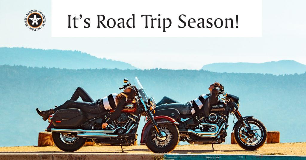 Road Trip Season