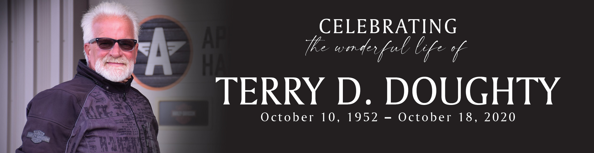 Terry Doughty Funeral