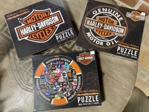 Harley Davidson puzzle for mom