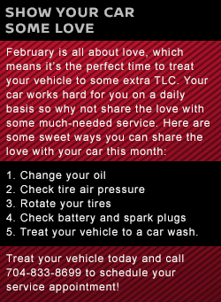 Featured Monthly Service Tips